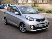 FINANCE AVAILABLE!!! 2013 KIA PICANTO 1.0 1 3dr, 1 YEAR MOT, FSH, 1 FORMER KEEPER, AA WARRANTY