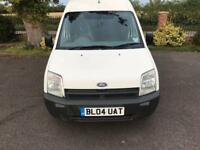 ford transit connect long wheel base with high top only £1995
