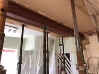 Wall removal and structural work all aspects of building