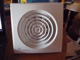 """4"""" Extractor fan FOR SALE - Left over stock - Never used - Excellent condition"""