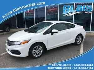 2015 Honda Civic 2dr Man LX