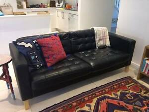 Almost NEW Leather Lounger going cheap Ryde Ryde Area Preview