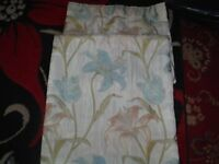NEW FULLY LINED CURTAINS TAPE TOP