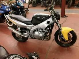 Yamaha thundercat street fighter 600s