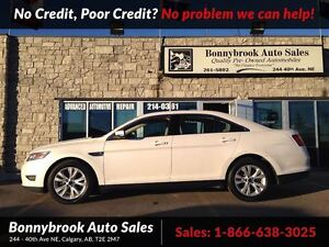 2011 Ford Taurus SEL w/ heated seats / bluetooth