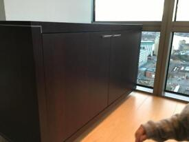 Modern high quality sideboard, cupboard, storage unit. Made in Italy.