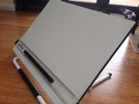 A2 Architecture Drawing Board : FREE DELIVERY : GOOD CONDITION : NECESSITY FOR ARCHITECTURE STUDENTS