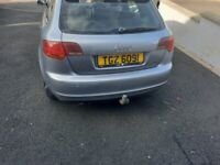 Audi, A3, Hatchback, 2006, Manual, 1968 (cc), 5 doors