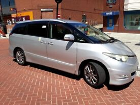 2008 TOYOTA ESTIMA AERAS 2.4L S-Pack AUTOMATIC 8 SEATER 4WD with MOT(June 2019)