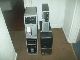 Four pc S spares or repairs need up dating