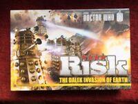 Doctor Who Dalek Risk New Sealed