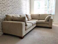Next Sonoma Corner Sofa - Right hand