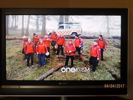 "TELEVISION Sony Bravia KDL-32V2000 32"" 720p HD LCD Television"