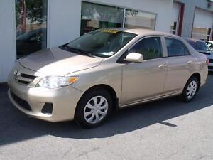 2011 Toyota COROLLA CE/AIR CLIM/AUTOMATIQUE