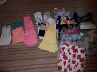 Huge spring/summer girls age 3-4 bundle