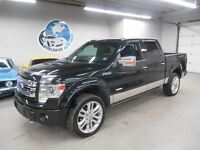 2014 Ford F-150 LIMITED! LOADED! FINANCING AVAILABLE