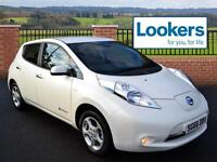Nissan Leaf ACENTA (white) 2016-09-01