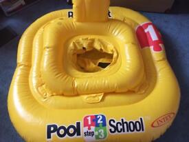 Swim ring and other swim items