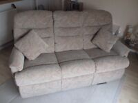 Celebrity Pembroke 3 Seater Sofa Good As New