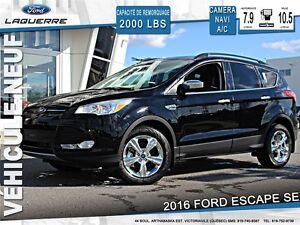 2016 Ford Escape **SE*4X4*NAVIGATION*CAMERA*CRUISE*85$/SEM**