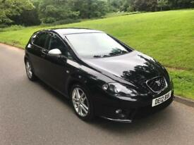 2012 SEAT LEON FR CR 2.0 DIESEL FOR SALE!!