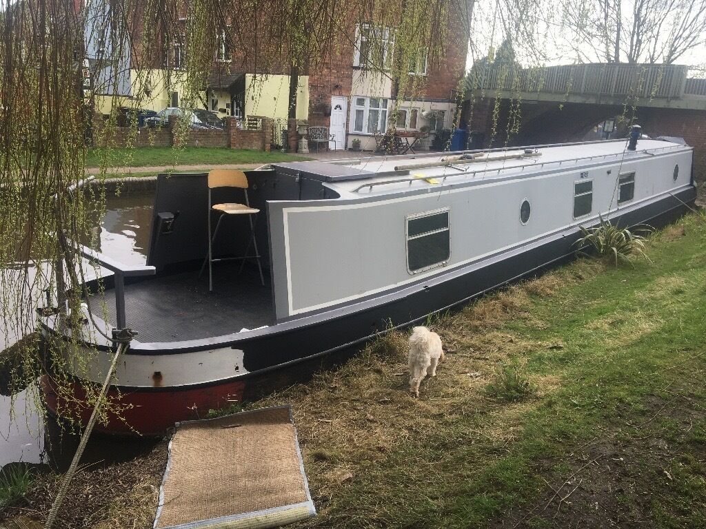 Narrow Foyer Yacht : Foot canal boat for sale in tamworth staffordshire