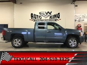 2011 Chevrolet Silverado 1500 LTZ / Low Kms / Loaded / 4x4 / Fin