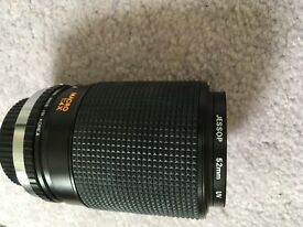 CENTON 70-210mm Zoom Lens