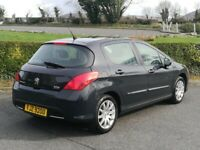Peugeot, 308, Hatchback, 2008, Manual, 1560 (cc), 5 doors