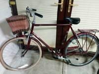 Raleigh 3 speed bike