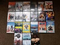 DVD bundle 21 including boxsets