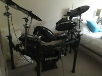 Roland V Pro Session Kit TD-30K with 30 months warranty