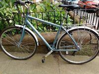 """Claud Butler hybrid bike unisex 20""""frame"""