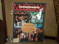 book musician(special collectors edition)beatles,rolling stones
