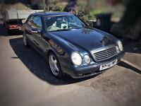 Mercedes CLK320 Sport fantastic car