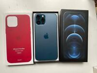 IPHONE 12 PRO MAX 256GB UNLOCKED BLUE MINT