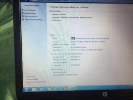 Hp laptop (i5)