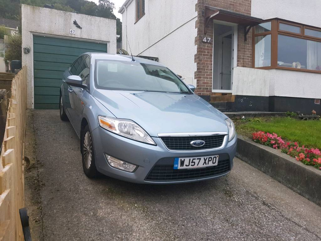 Ford Mondeo tdci 2007 95,000 miles