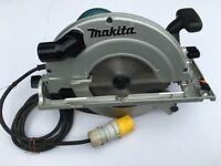 Makita 5903R 235mm Circular Saw 110 Volt Skilsaw