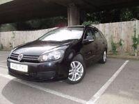 Volkswagen Golf 1.6 TDI BlueMotion Tech 2011(61) (STOP-START £20 TAX) (passat, mondeo, octavia PCO)
