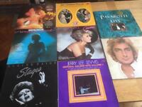 ASSORTMENT OF LP, RECORDS