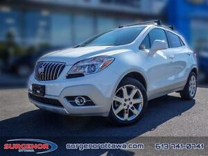 2013 Buick Encore Leather AWD  - Certified - $162.10 B/W - Low M