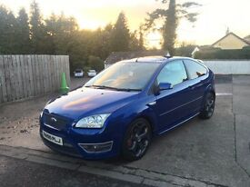 2005 Ford Focus ST Performance Blue (not type r, s3, fiesta st, m3, 325, subaru)