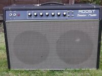 Roost Sessionmaster 100W Combo Valve Guitar Amplifier
