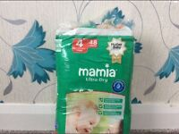 Mamia nappies