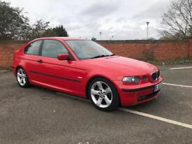 BMW 318TI SE COMPACT, 99,950 MILES, 1 YEARS MOT
