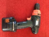 Black & Decker Cordless Drill