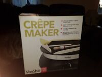 crepe and pancake maker