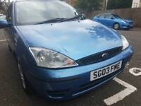 FORD FOCUS ,AUTOMATIC ,52K ,LONG MOT ,SERVICE HISTORY ,CHEAP ON TAX ,GEABOX GOOD ,TIDY £845 ONO