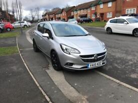 Vauxhall Corsa 2015 Sri 1.2 very low mileage
